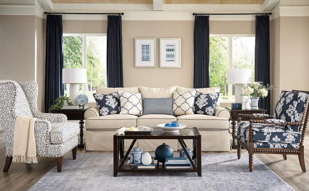 Paula Deen by Craftmaster Living Room Sofa P997050BD - Great ...