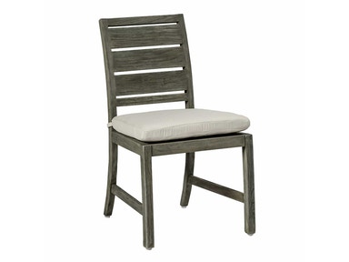 Summer Classics Charleston Teak Side Chair 254115