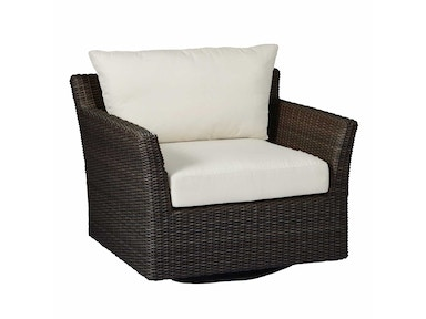 Summer Classics Club Woven Swivel Glider 26262