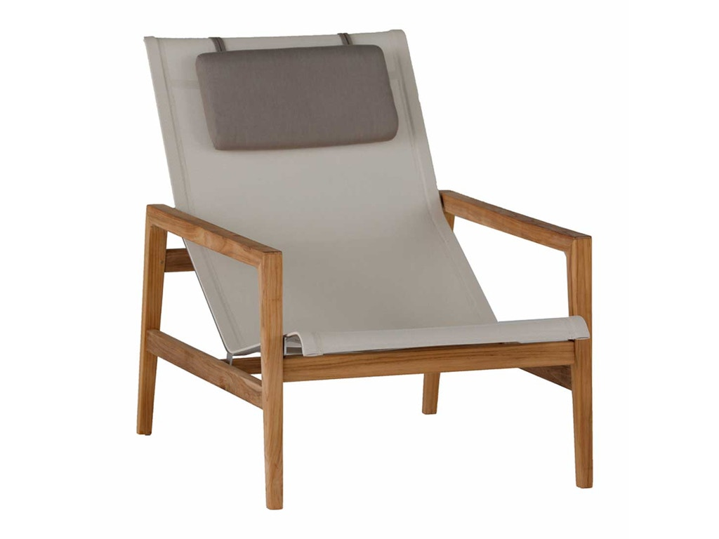 Summer Classics Outdoor Patio Coast Easy Chair 27324