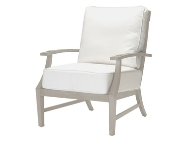 Summer Classics Croquet Aluminum Lounge Chair 333724