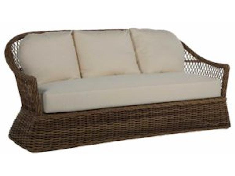 Groovy Summer Classics Outdoor Patio Soho Wicker Sofa 341383 Home Interior And Landscaping Ologienasavecom