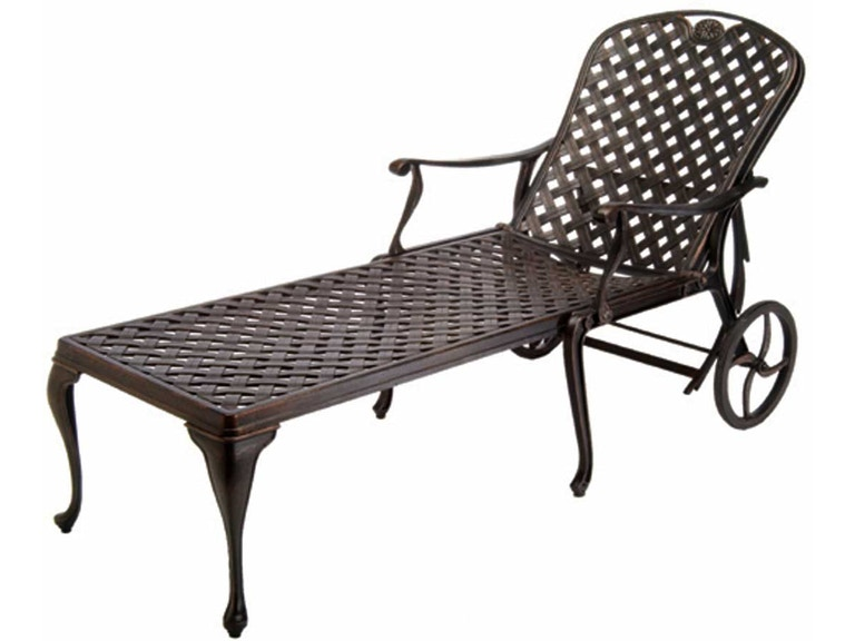 Summer Classics Outdoor Patio Provance Chaise Lounge 40532 At Swanns Furniture