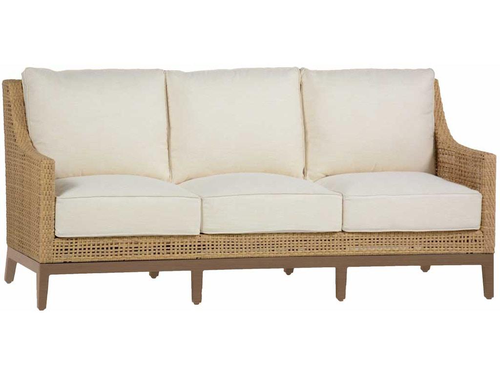 Summer Classics Outdoor Patio Peninsula Sofa 423437 Elite Interiors Myrtle Beach Sc