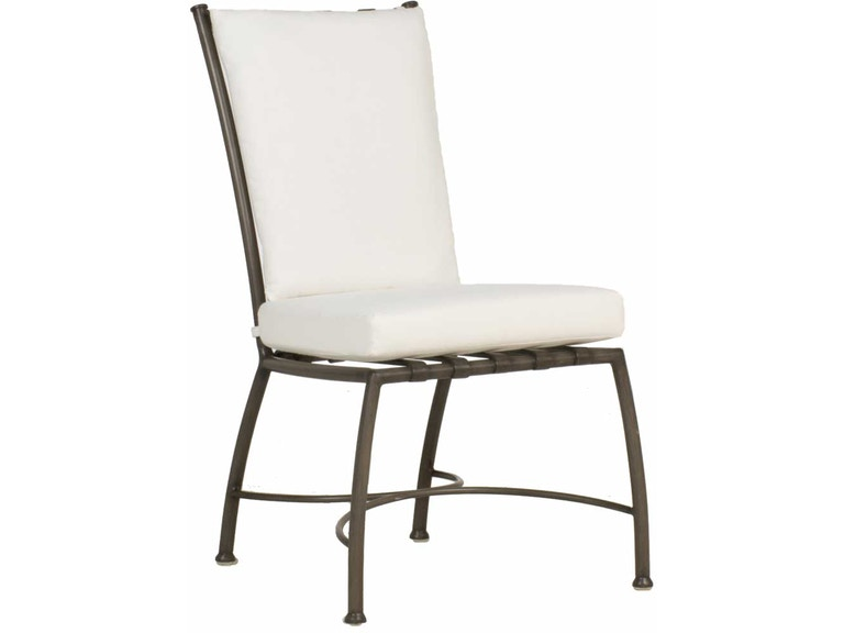 Summer Clics Outdoor Patio Majorca Side Chair 423731 At Creative Interiors And Design