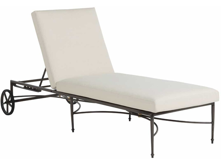 Summer Classics Outdoor/Patio Roma Chaise 436631 - Strobler Home