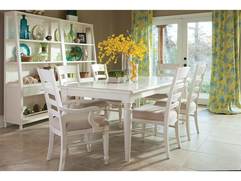 Ashton Dining Room Set Klaussner Furniture International Sea Breeze