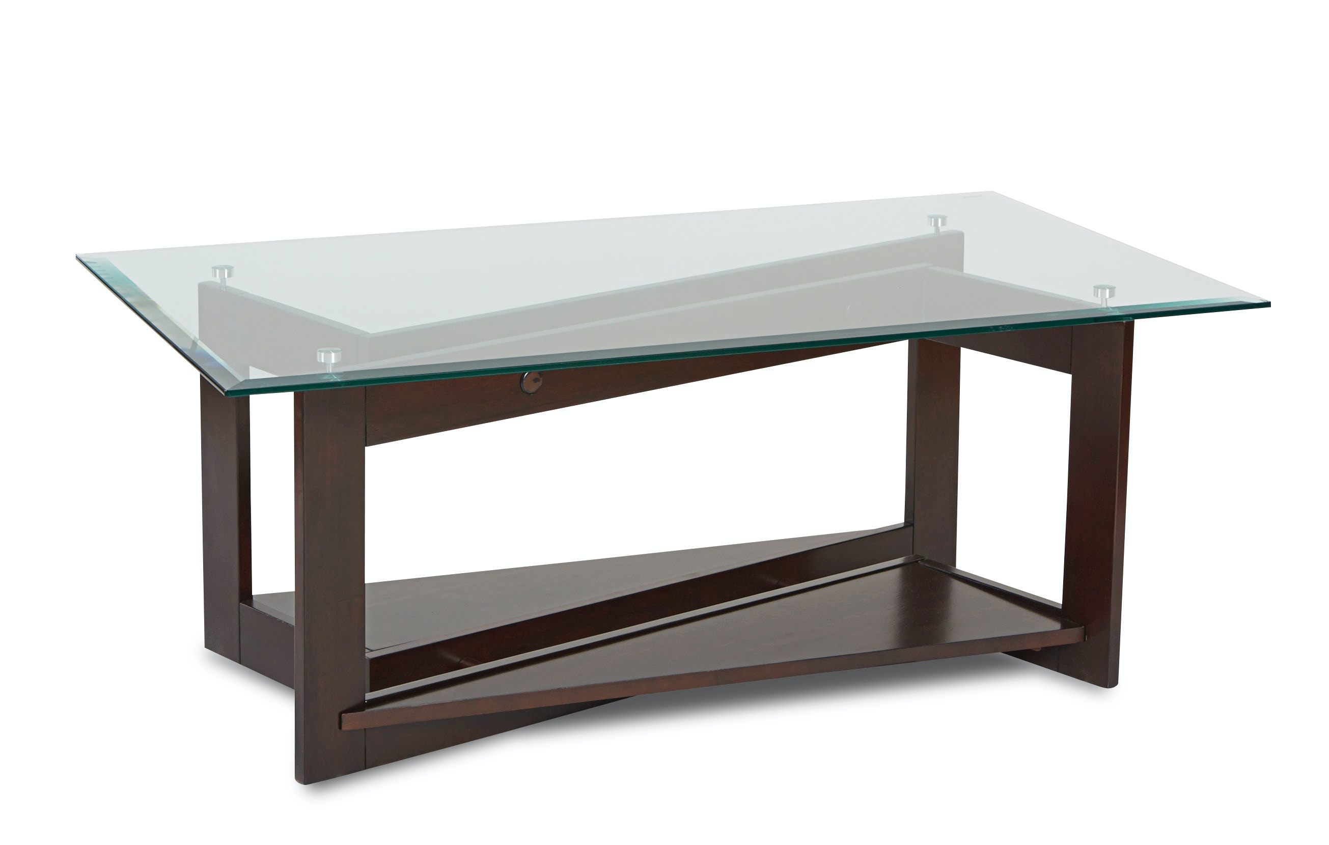 Klaussner International Cadence Cocktail Table 574 819 CTBL ...