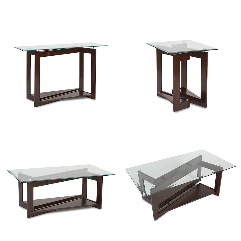 ... Klaussner International Cadence Cocktail Table 574 819 CTBL ...