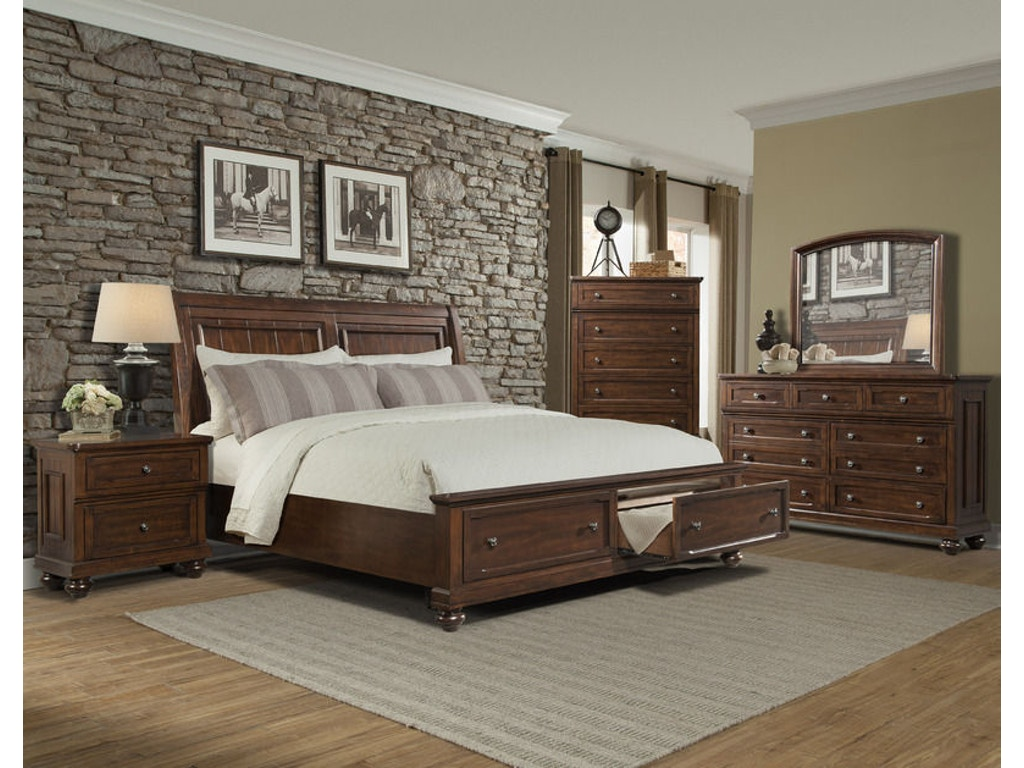 Master Bedroom Sets Furniture - Klaussner Home Furnishings ...