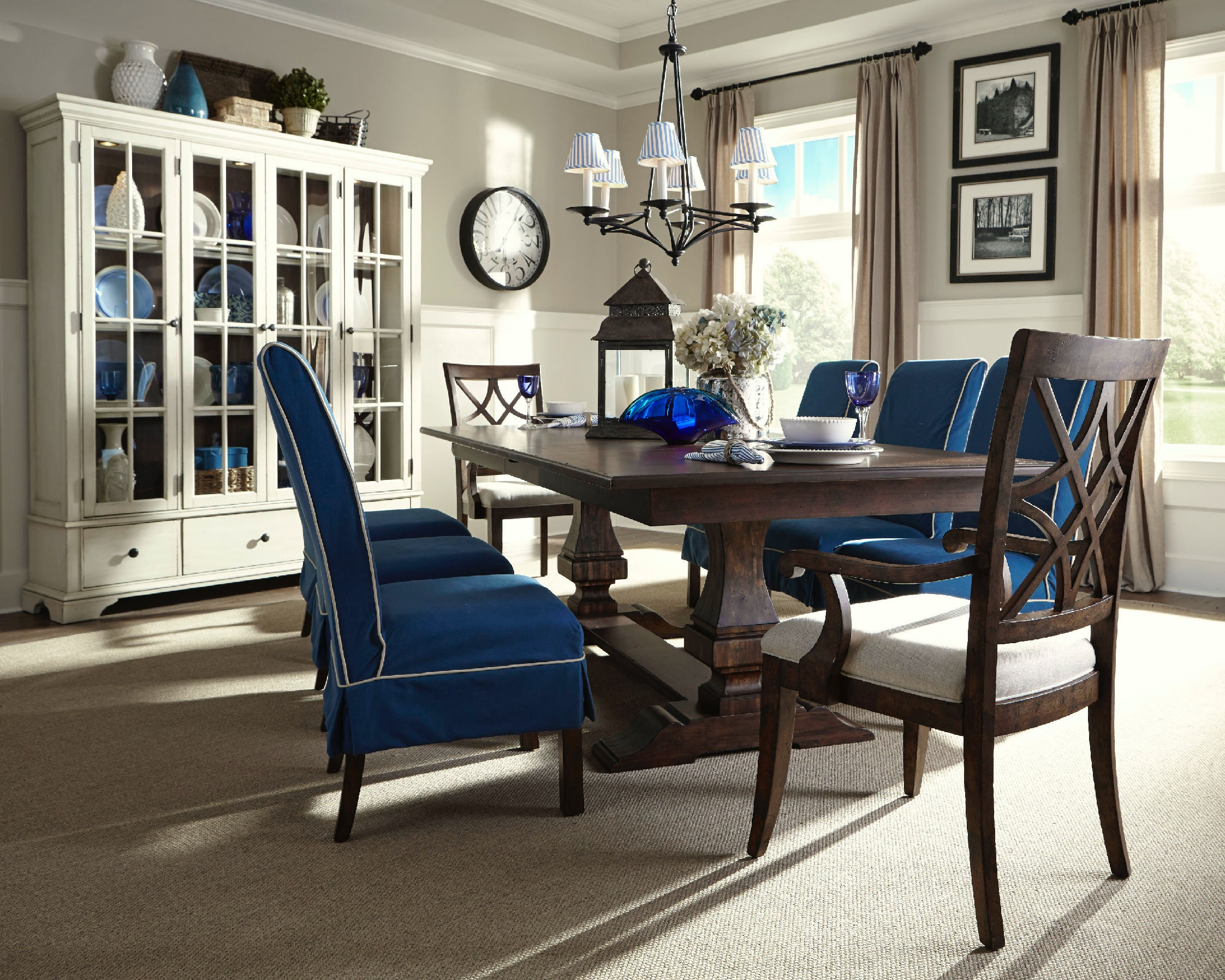 Klaussner International Dining Room Trisha Yearwood 920 Dining