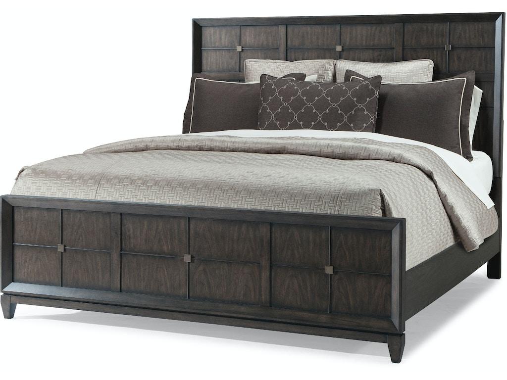 Klaussner International Bedroom Regency King Bed 645 060 Kbed B F Myers Furniture