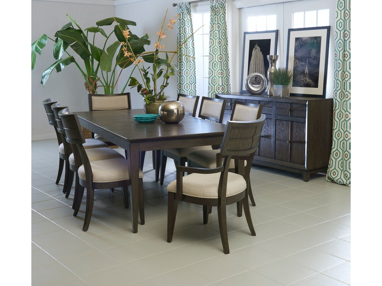 Klaussner International Dining Room Regency 645 At BF Myers Furniture