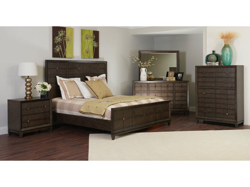 Klaussner International Bedroom Regency 645 Bedroom Hickory Furniture Mart Hickory Nc