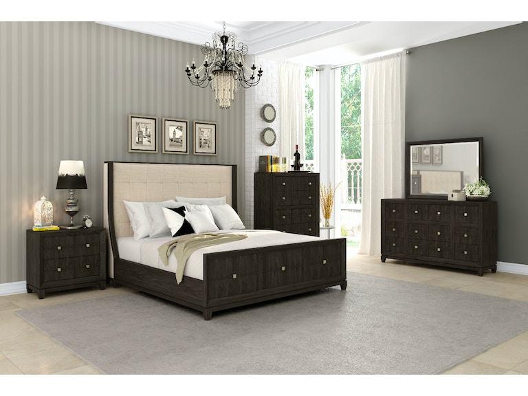 Klaussner International Bedroom Regency 645 Bedroom