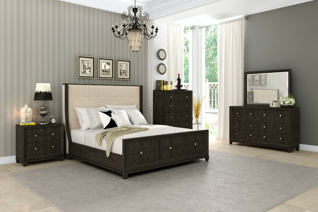 Klaussner International Bedroom Regency 645 Bedroom New Look Furniture Lake Charles La