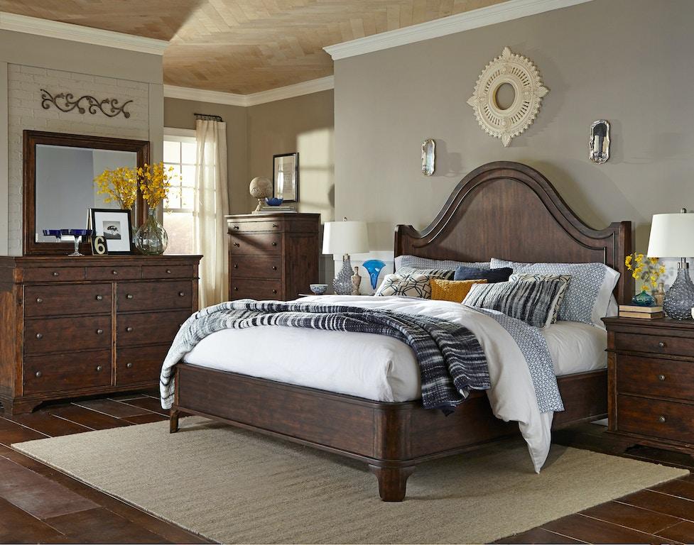 Klaussner International Bedroom Shelter Bed Trisha Yearwood Home 920 Shelter Bedroom Bennington