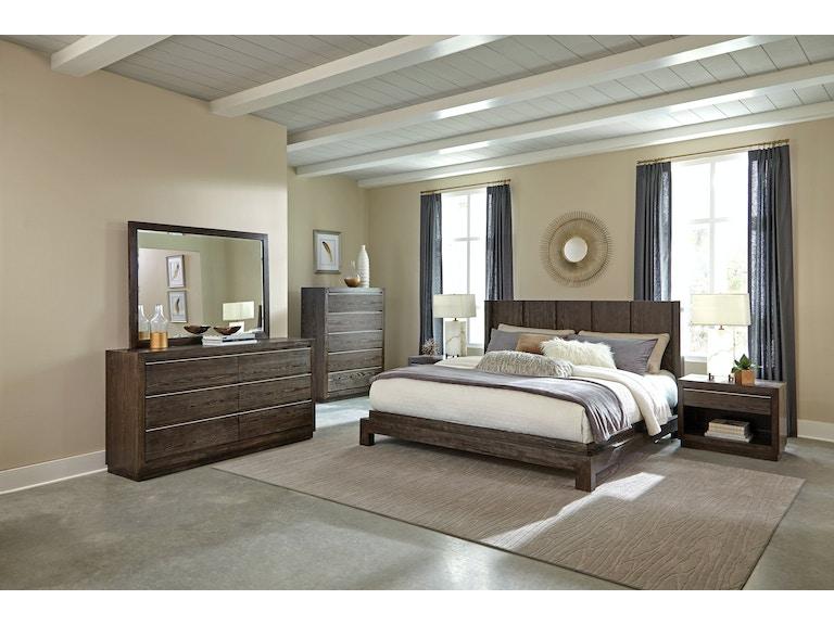 Klaussner International Bedroom Austin 962 Bedroom - Tip Top ...