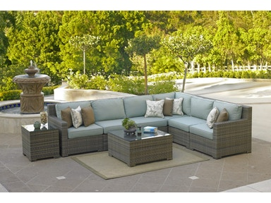 Nc260 Sectional