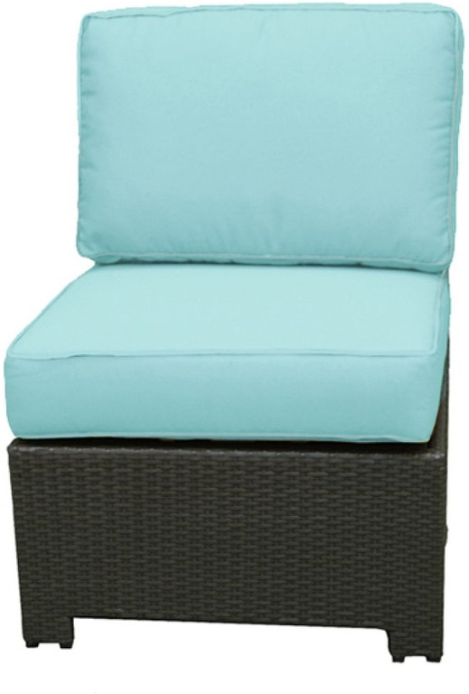 Cabo Patio Furniture.North Cape Outdoor Patio Sectional Middle Chair Nc270scm Callan