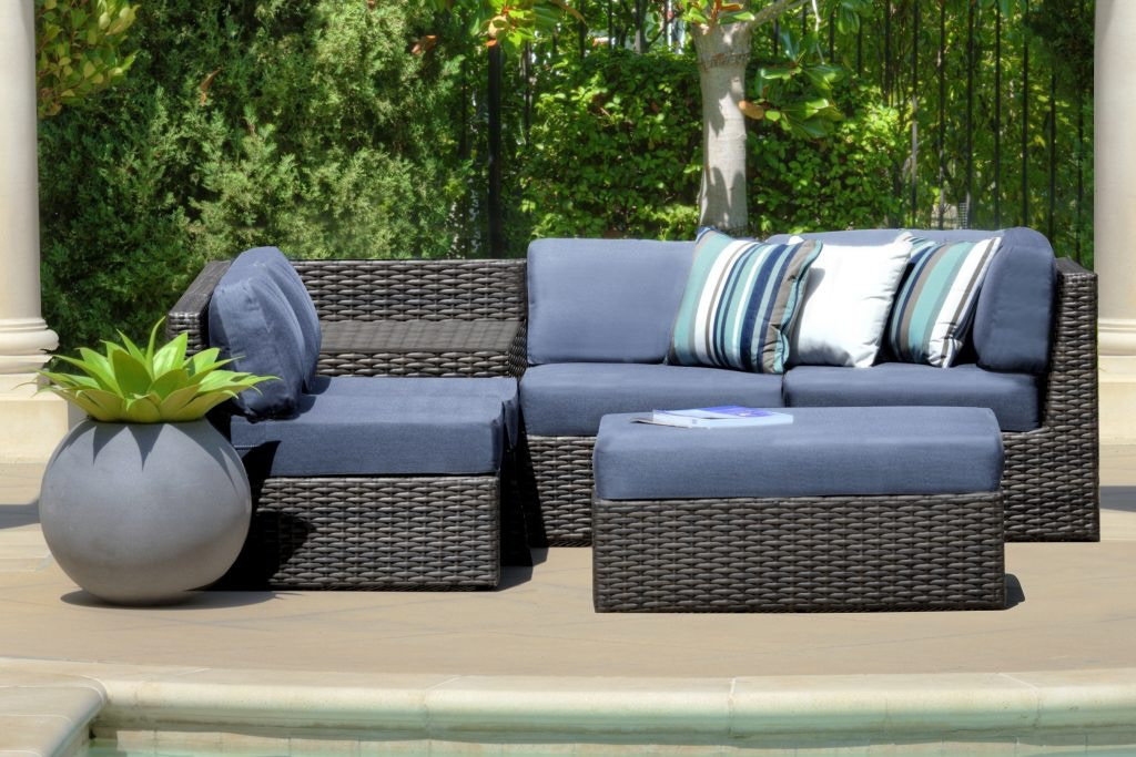 Fine North Cape Outdoor Patio Nc283 Sectional Grossman Download Free Architecture Designs Crovemadebymaigaardcom