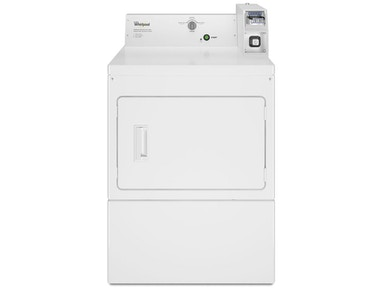 Whirlpool 7.4 Cu Ft Commercial Dryer CEM2745FQ