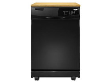 Whirlpool Portable Dishwasher DP1040XTXB