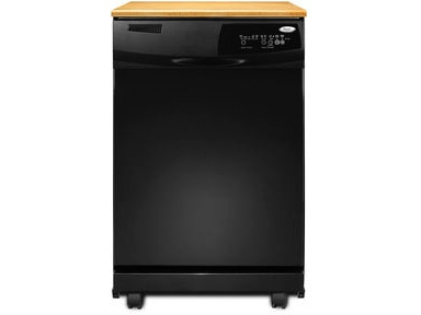 Whirlpool Portable Dishwasher DP1040XTXQ