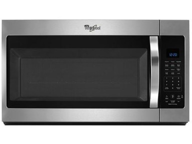 Whirlpool 1.9 Cu. Ft. Steam Microwave WMH32519FS