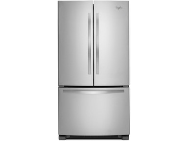Whirlpool 25 Cu. Ft. French Door Refrigerator WRF535SMBM