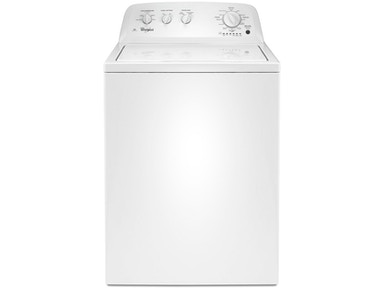 Whirlpool 3.5 Cu. Ft. Top Load Washer WTW4616FW