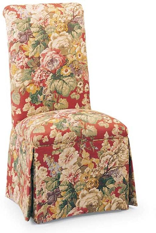 Armless Dining Chair Tal 116 Dc