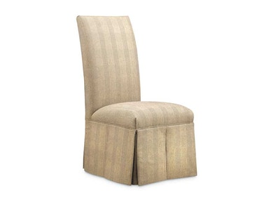 the MT Company Paula Armless Dining Chair TAL-136-DC