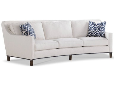 the MT Company Cayman Curved Sofa BH-8055-S