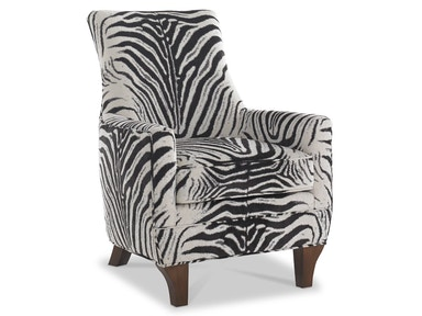 the MT Company Caribe Curved Wing Chair BH-8120-C