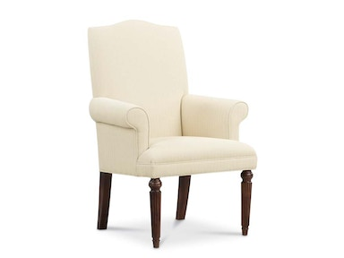 the MT Company Sandra Arm Dining Chair TAL-151-DC