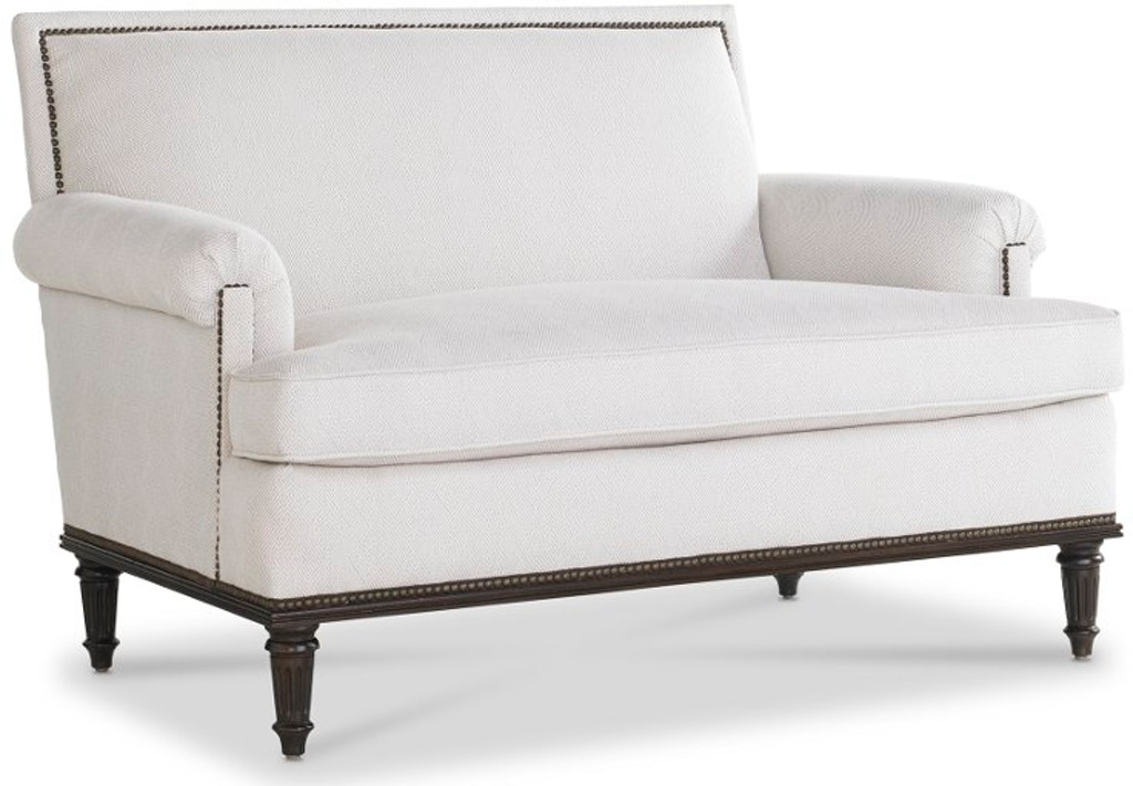 The Mt Company Living Room Settee Tho 756 Set Stowers