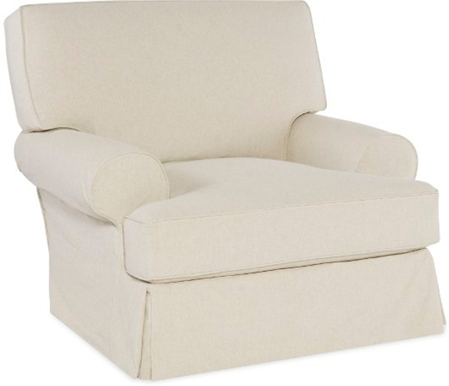 the MT Company Armless Chair Slipcover Only WW-Lauren SLC-AC ...