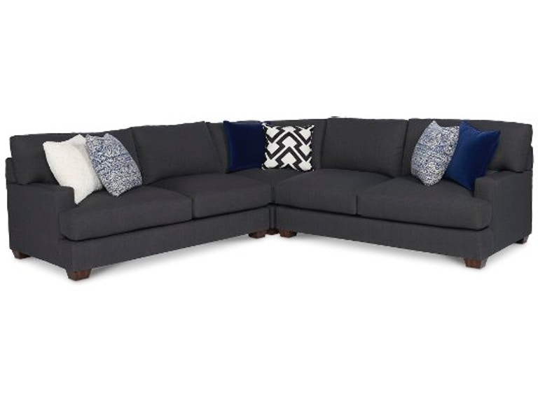 the MT Company Living Room Logan Sectional TAL-2220-SEC - Stowers ...