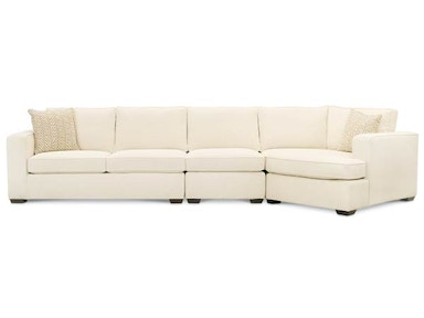 the MT Company Right Arm Facing Chaise TAL-2277 Sectional