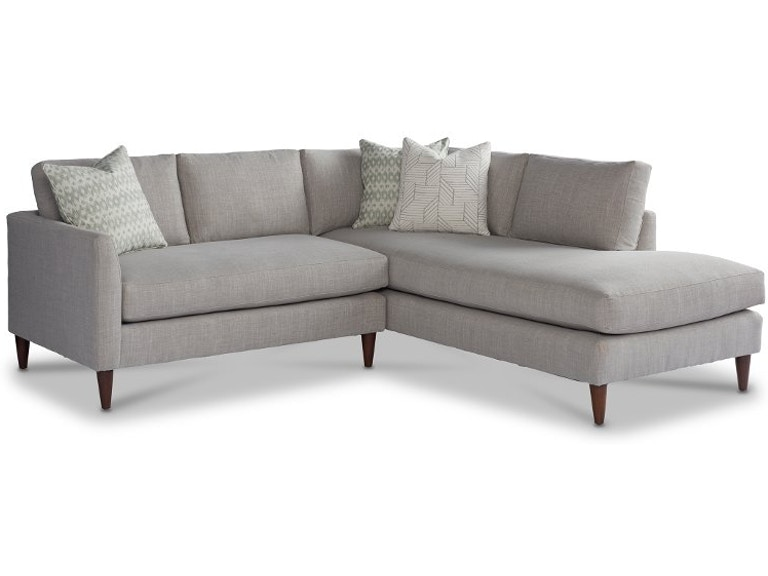 the MT Company Living Room Ashbury Sectional TAL-2370 ...