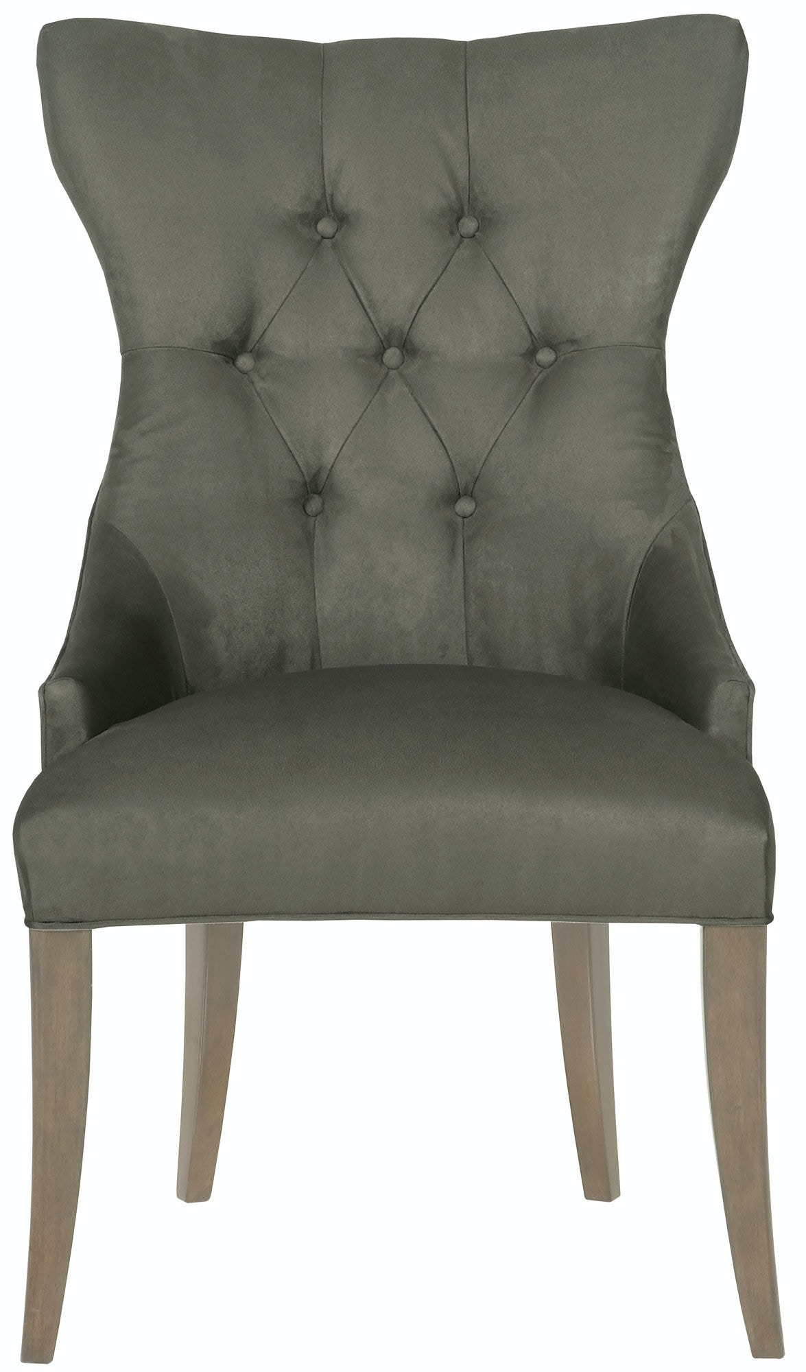 Bernhardt Interiors Tufted Back Chair 319 542A