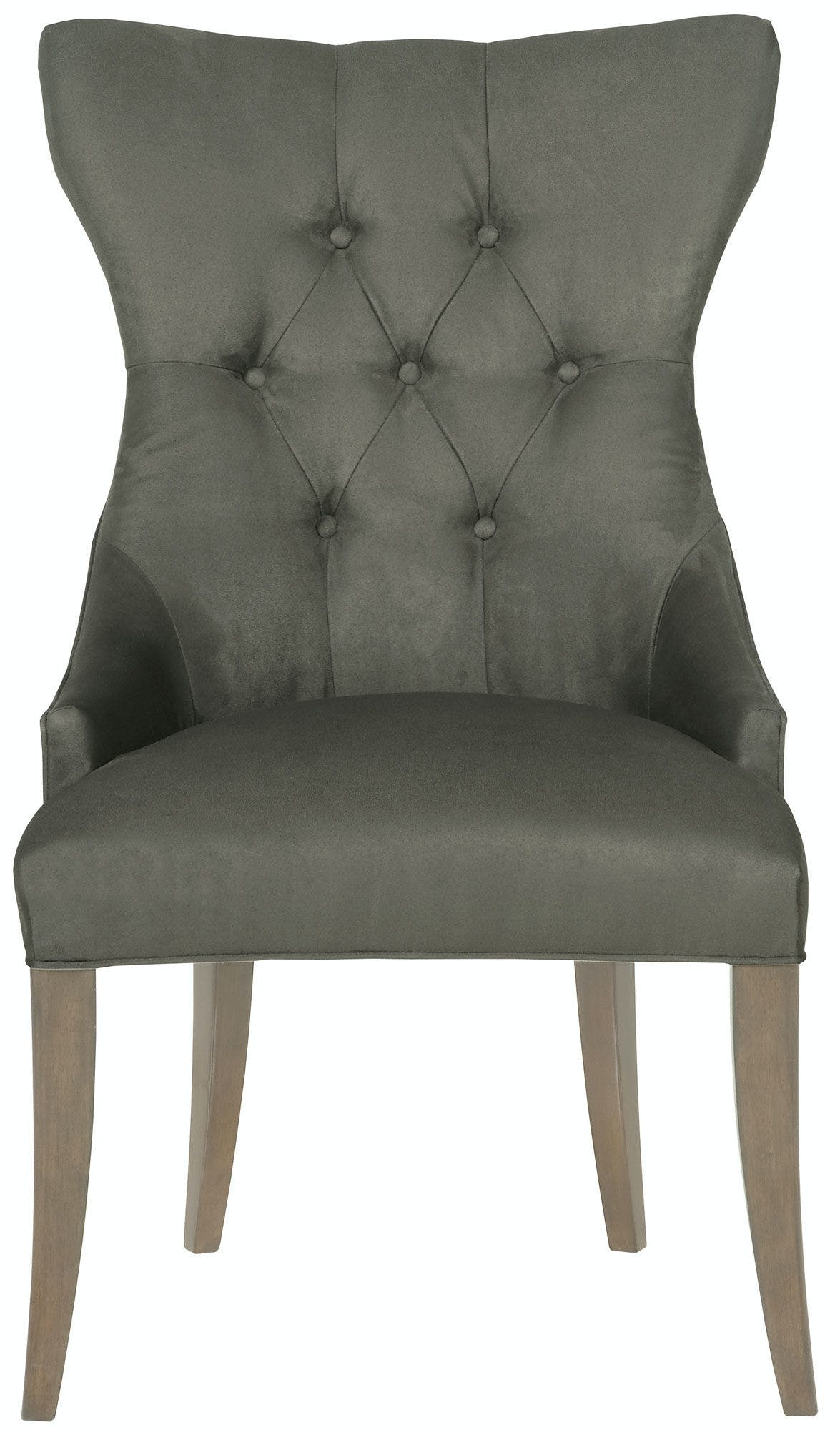 Contempo Dining Room Tufted Back Chair Ctp319542a Walter E Smithe Furniture Design