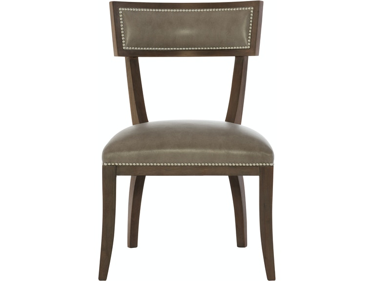 Leather Dining Side Chair