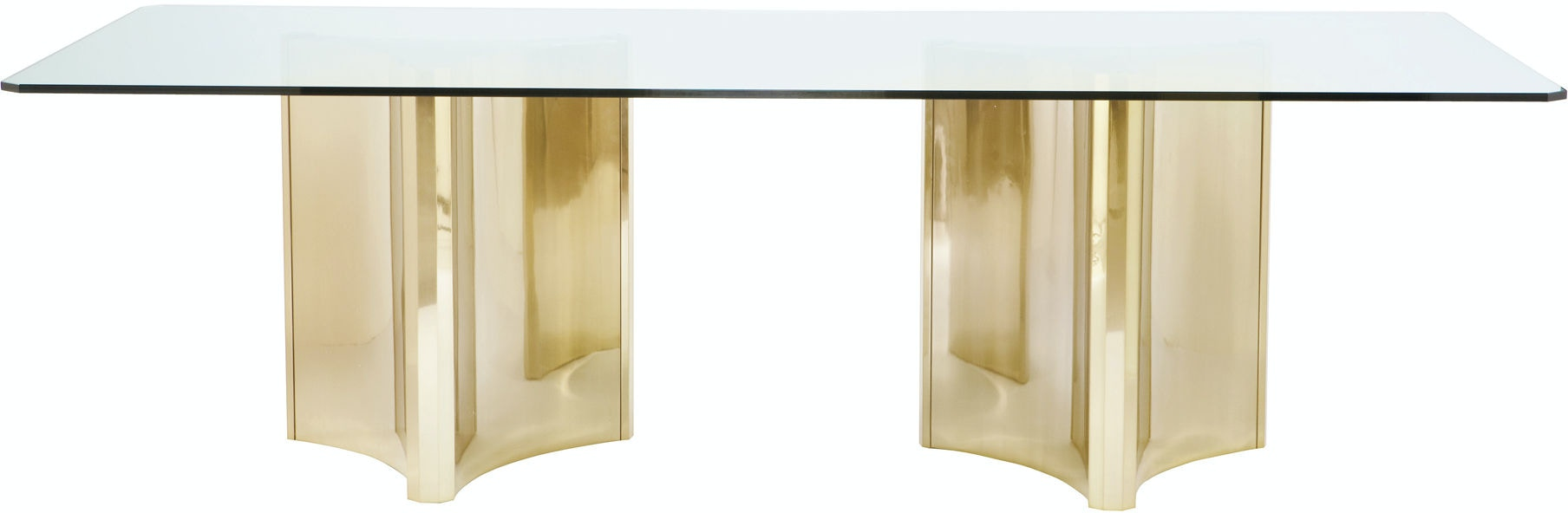 Bernhardt Interiors Dining Room Metal Dining Table with  : 326 1050353 772 2 from www.hickoryfurniture.com size 1024 x 768 jpeg 17kB