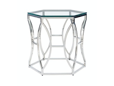 Bernhardt Interiors Metal Side Table 326-121