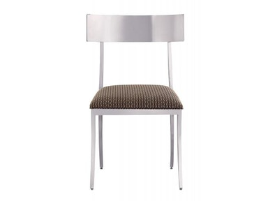 Bernhardt Interiors Dining Room Metal Side Chair