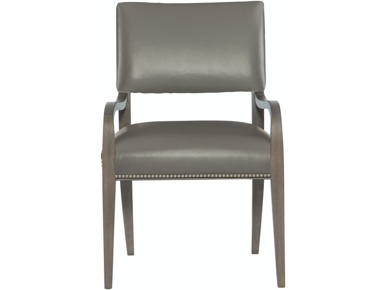 Remarkable Bernhardt Interiors Dining Room Leather Arm Chair 353 522L Pdpeps Interior Chair Design Pdpepsorg