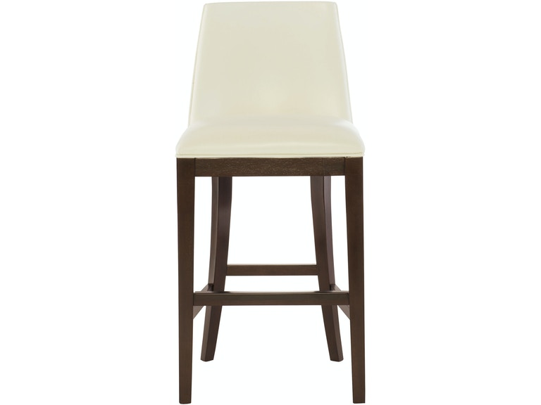 Bernhardt Interiors Bar And Game Room Leather Counter Stool