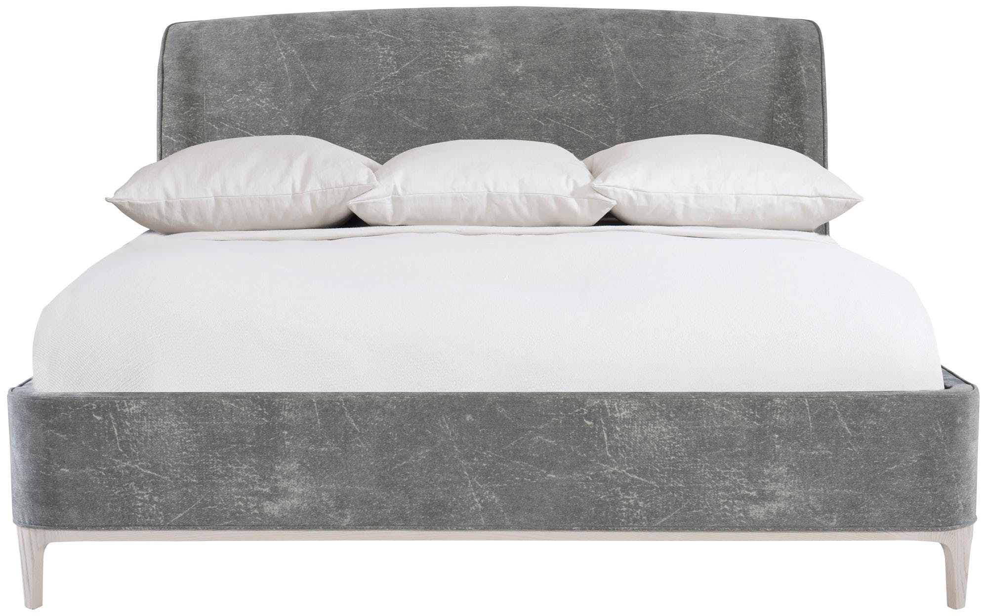 Image of: Upholstered Bed By Bernhardt Interiors 396 H76 396 Fr76